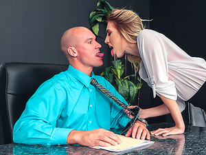 Office Orgasms