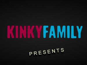 Kinky Family - Danni Rivers - Kinky stuff with a stepsister