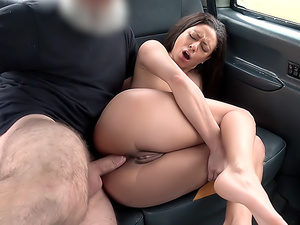 Anal sex with a French babe