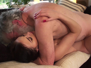 A taste of fresh young pussy