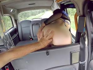 Spanish chick loves anal fingering