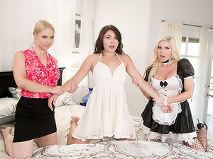 Competing with the Maid