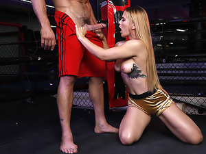 Boxing Babe - Brazzers