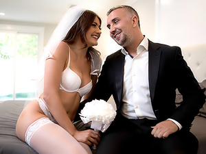 Busting A Nut In The Bride