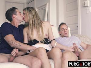 PURGATORYX My Mom Is A Slut  Part 1 with Vanessa Sierra