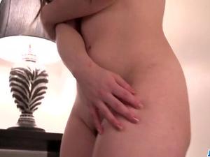 Curvy ass,  Rino Sakuragi, fucked and made to swallow - More at javhd.net