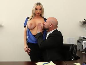 Big Tit Office Chicks #06!!