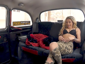 The double cumshot taxi driver