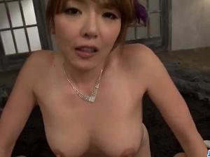 Massage goes nasty for cock sucking wife, Chieri Matsunaga - More at javhd.net