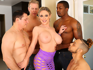 ▷ Submissive BBW Maria's Huge-Cock Fuck - Maria Bose / Porno Movies