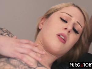PURGATORYX My Wifes Massage Part 2 with Cassie Cloutier