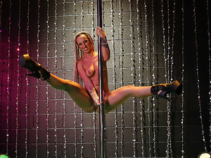 Practicing With The Pole