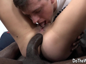 Cuckold Asks Stranger with BBC to Impregnate His Wife Jocelyn Black