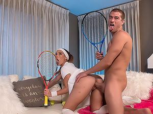 Tennis Titties - RK Prime