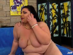 Fat Cutie Bella Bendz Has Her Ass Reamed and Pumped Full of Cum