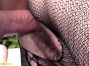 chubby 68 years old mom first time big cock fucked