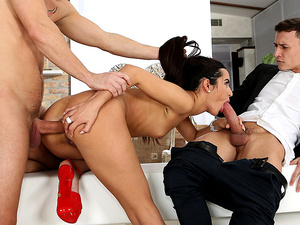 Rocco's Dirty Girls #08 | Scene 3