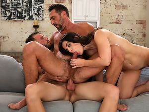 Stuck With Him & Her - Abbie Maley, Johnny Hill & Vince Parker