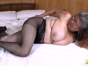 LatinChili Huge Latin Milf Breasts and Showoff