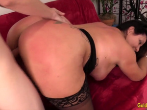 Golden Slut - Big Ass Matures Getting Rammed in Doggystyle Compilation