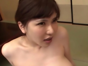 Mature Asian Anri Okita Gets Into Position 69