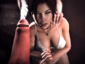 3D Lara in Trouble