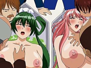 Maid-san to Boin Damashii Extend The Animation vol.1