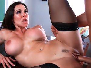 Kendra Lust & Tony Martinez In My First Sex Teacher