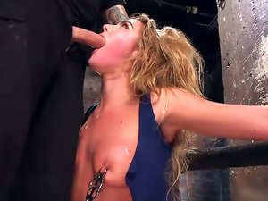 The Sexual Submission of Blair Williams