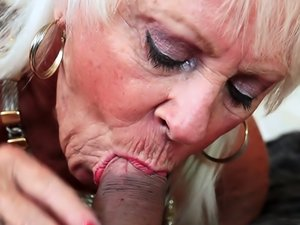 Horny Grannies Love To Fuck - Sassy GILF