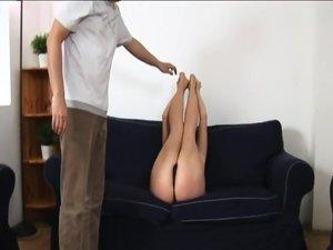 my busty flexible girlfriend