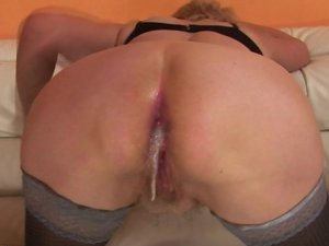 Its a party when mature sluts lick ass and suck cock