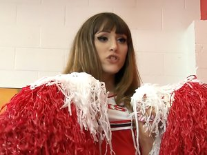 Transsexual Cheerleaders 16, Scene 01