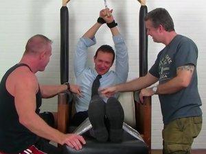 Gordon Bound and Tickle Tortured - Gordon
