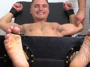 Jock Tommy Tickle Tortured - Tommy
