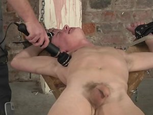 Cock Punishing Play For Olly - Olly Tayler And Sebastian Kane