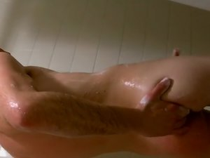 Stroking In The Shower With Nick - Nick Gentry