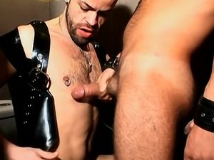 Manuel And Ger Use A Piss Slave - Kid Barraca Manuel Roko Ger Rodriguez