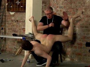 Teaching Naughty Boy Milo A Lesson - Milo Millis And Sebastian Kane