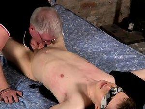 The Master Wants A Cum Load - Milo Millis And Sebastian Kane