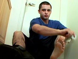 Sporty Boys Stinky Feet - Cage