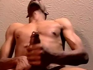 Joe Swallows Some Big Black Dick - Demetrius