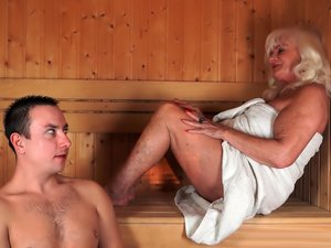 Golden Girl Sauna