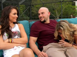 Cory Chase, Kharlie Stone & JMac in My Friend's Hot Mom