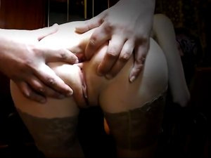Me and my wife - anal sex compilation