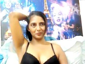 Indian mom strips on webcam