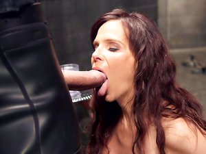 Anal MILF Pussy Punishment and Double Anal