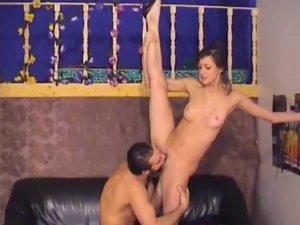 flexible gymnast sex in crazy positions