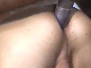 Tranny Nikki Nasty Cum Facial