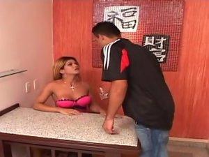 Marina hot tranny on video